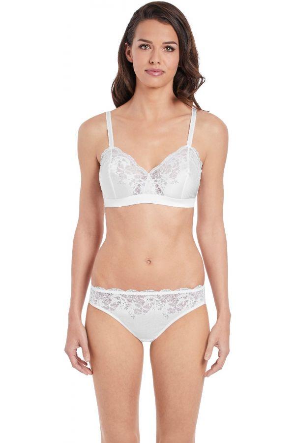 Wacoal Lace Affair 852256 Bralette White