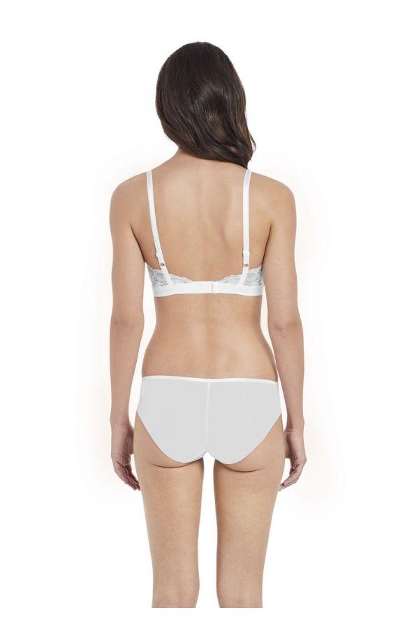 Wacoal Lace Affair Brief 846256 White